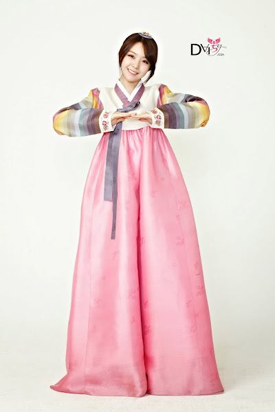 Girl's Day Minah Lunar 2014 Hanbok