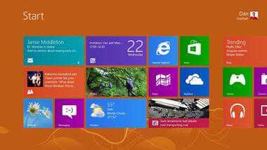 Spesifikasi Komputer PC Untuk Windows 8