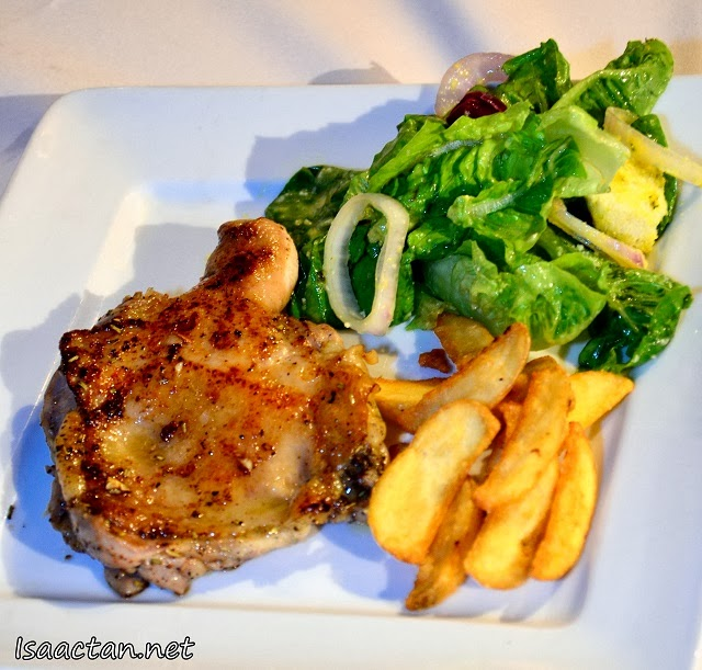 #6 Rosemary Grilled Chicken - RM17.90