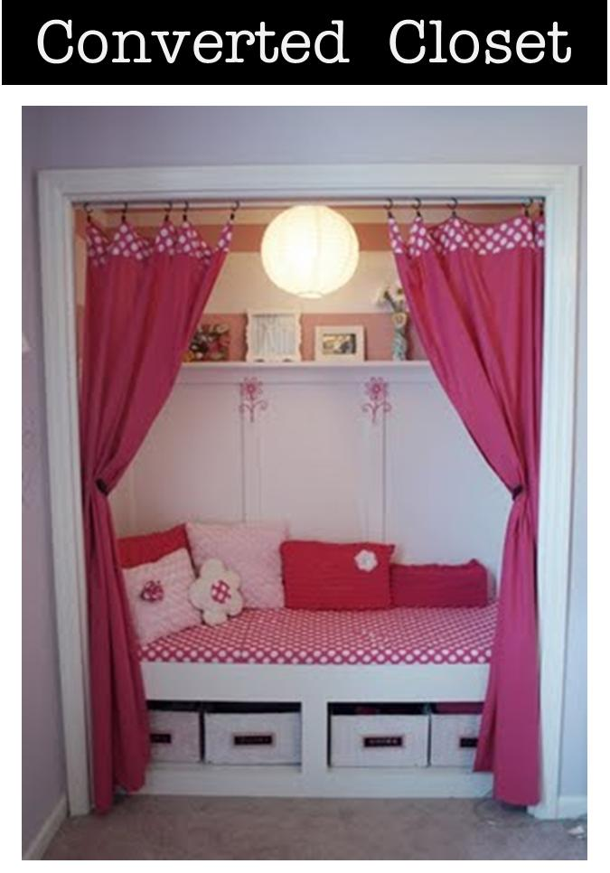 It 39 s written on the wall design your own reading nook for Design your own bedroom closet