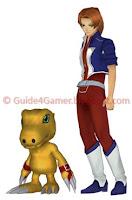 Tamer Digimon Master Masaru Marcus Damon