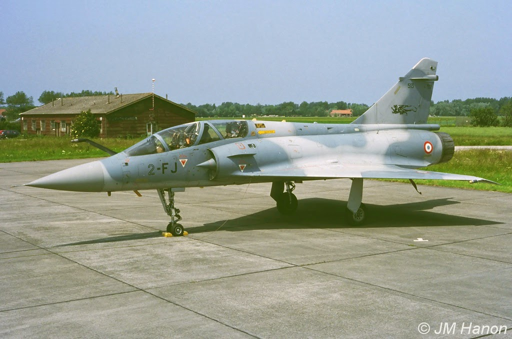 Dasault mirage 2000 B N°513 2-FJ