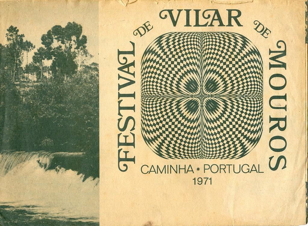 portadaloja: Festival de Vilar de Mouros- 40 anos