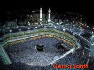 Makkah Al Mukaromah Gema Santri