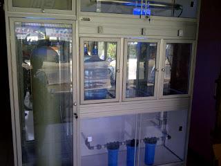 depo air minum isi ulang mineral tipe ekonomis dengan 2 pengisian dan 1 pencucian lengkap dengan tandon murah wilayah surabaya dan sidoarjo