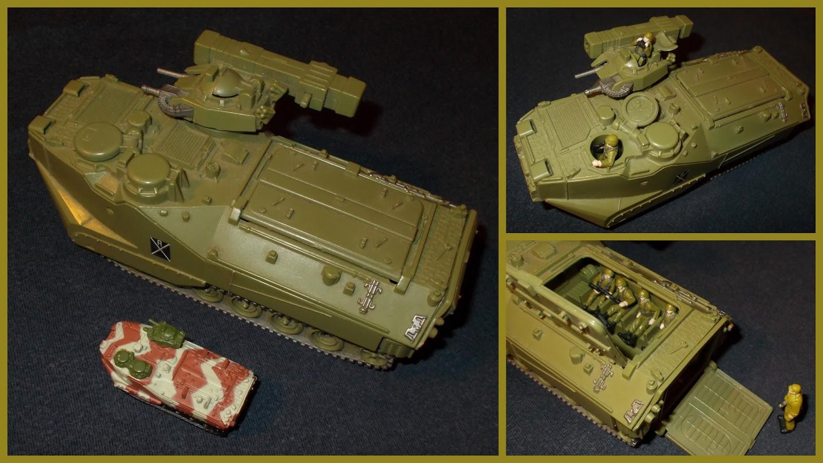 Galoob Battle Squads Combat Pack #1 Howitzer Loose