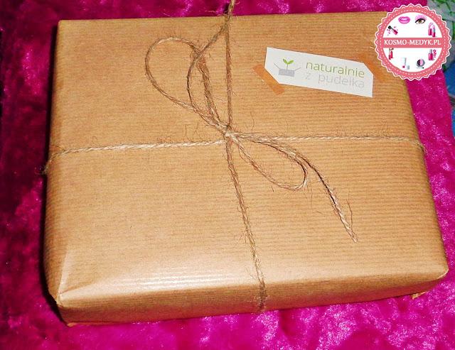 Box z naturalnymi kosmetykami - Naturalnie z Pudełka Wrzesień 2015 | Zawartość