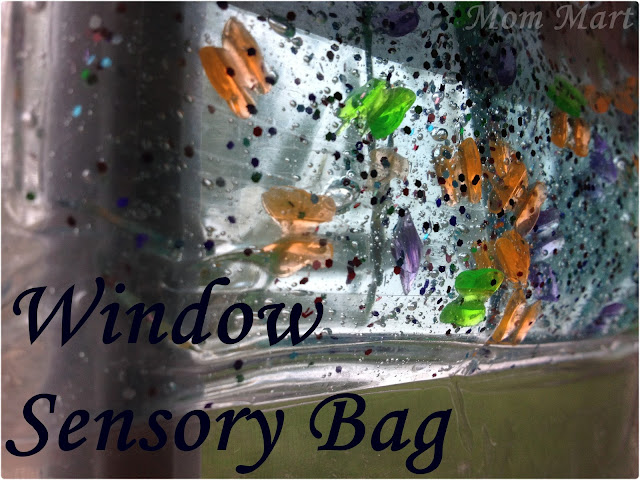 Window Sensory Bag