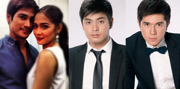 Maja Salvador on Coco Martin and Paulo Avelino, picks Piolo Pascual