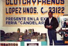 El taller de Cloutch y frenos  López Hnos. participando con espíritu gremial