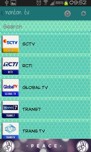 Nonton TV - Aplikasi TV Di HP Android Terbaik Gratis