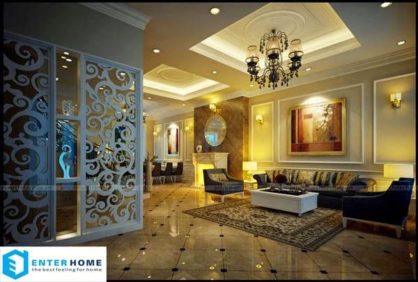 ENTERHOME Thiết kế nội thất biệt thự nhà vườn đẹp nhất hà nội