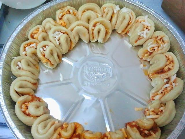 Tortelini brioce