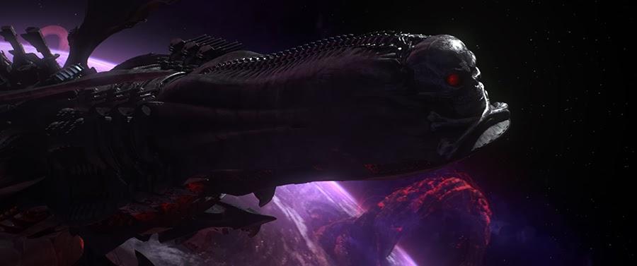 L'Arcadia, vaisseau mythique d'Albator