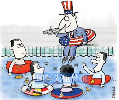la proxima guerra mar del sur de china conflicto aguas