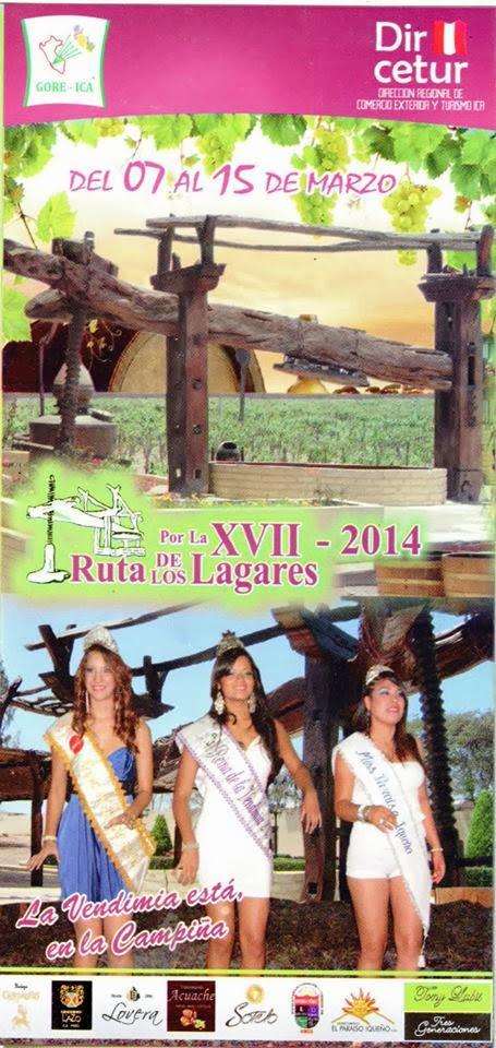 XVII RUTA DE LOS LAGARES