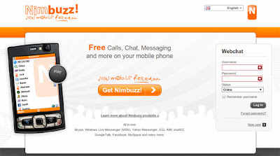 Download Nimbuzz Messenger For iPhone, iPod touch, Dan iPad