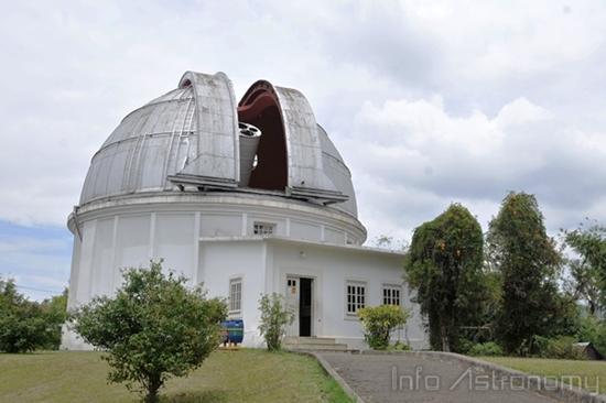 Astronomi Indonesia Paling Maju di Asia Tenggara