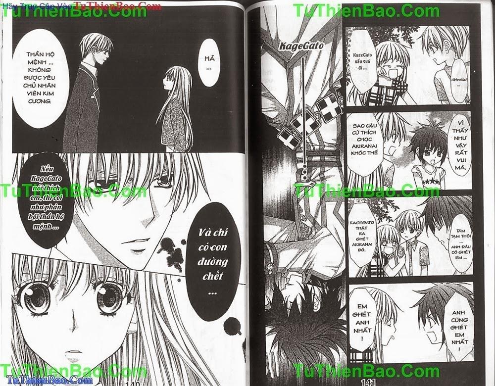Trái tim kim cương Chapter 2 - Trang 71