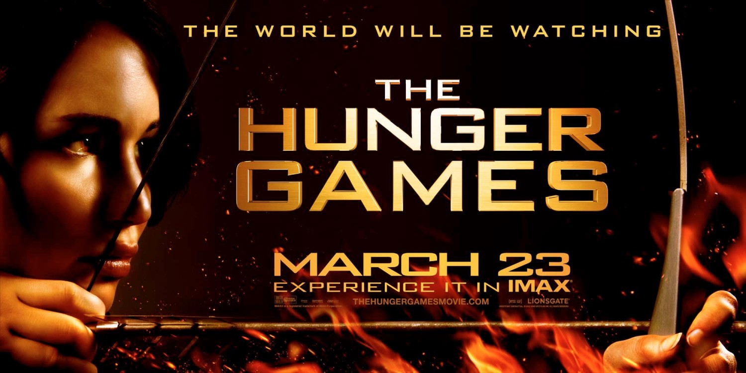 The hunger games movie poster wallpapers boxs