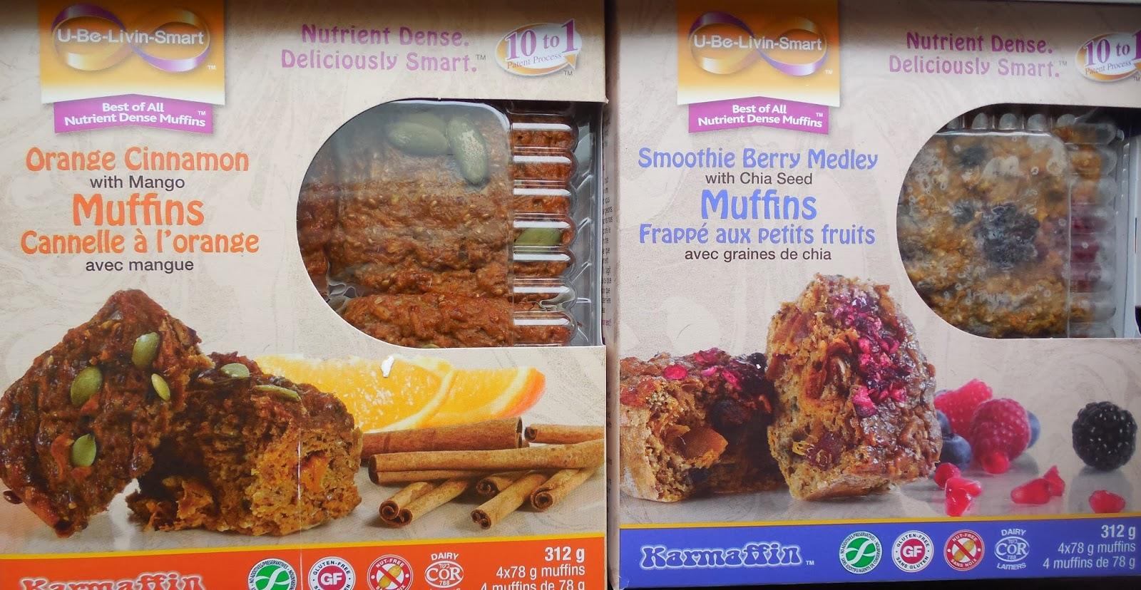 U-Be-Livin-Smart Muffins