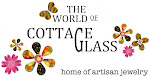 Cottage Glass artisan jewelry