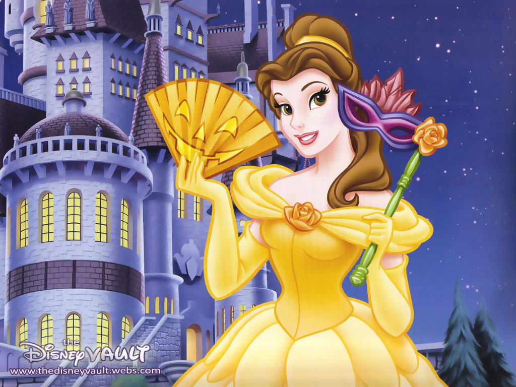 Imelda Mcconnell: beauty and the beast wallpaper hd