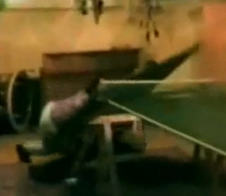 funny sport disaster ping pong