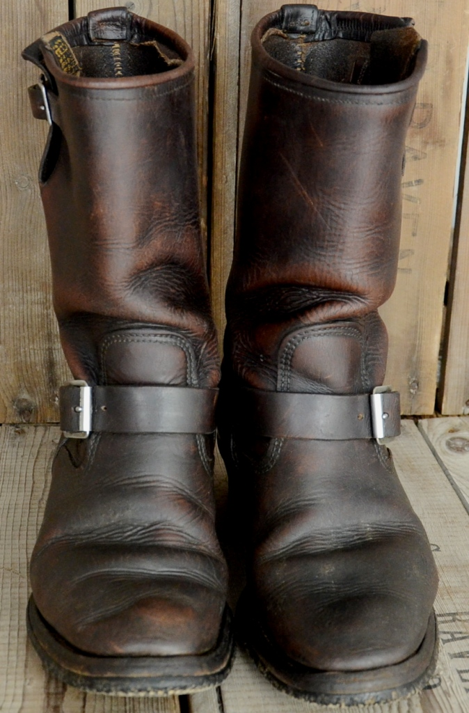 Vintage Engineer Boots: TRUST A TRUE ORIGINAL PAIR OF ...