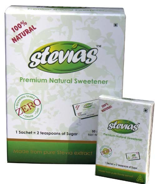 Free Sample Stevias Premium Natural Sweetener