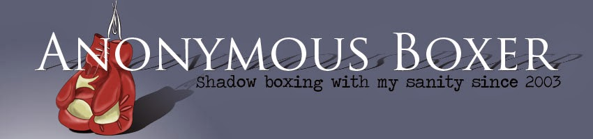 Anonymous Boxer