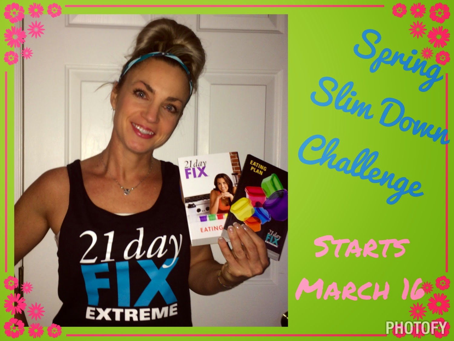 21 Day Fix, 21 Day Fix Extreme, Vanessa McLaughlin, vanessamc246, the butterfly effect