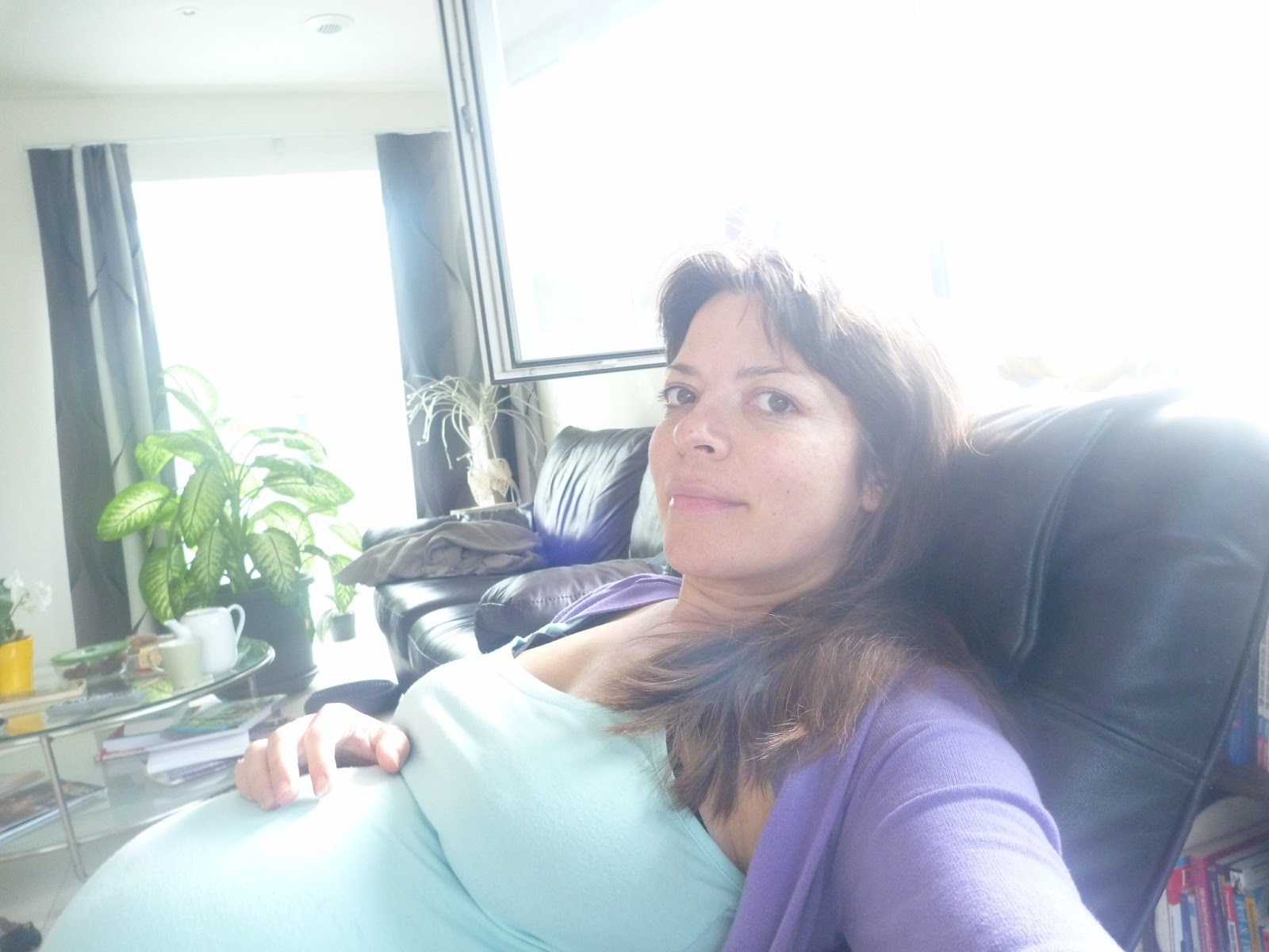 Ecstatic, orgasmic and unassisted home birth