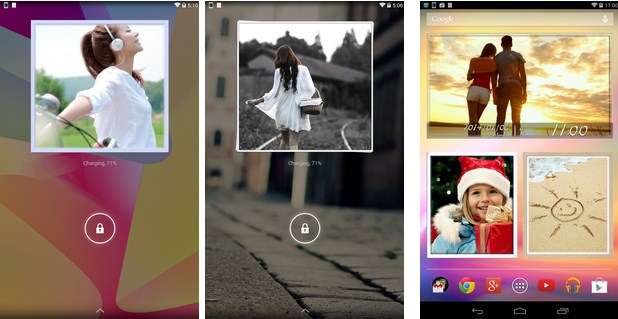 Free Download Animated Photo Frame Widget v6.1.1