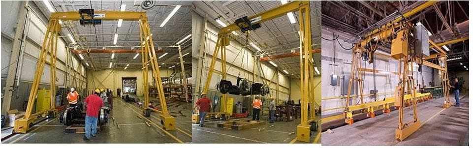 Spanco Gantry Crane