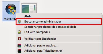 executar programa para traduzir o windows 7