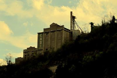 termica de cercs minas de figols carbones de berga