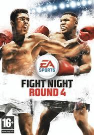 Jogo Celular Fight Night Round 4 – Free 3D