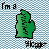 I'm a Michigan Blogger!!