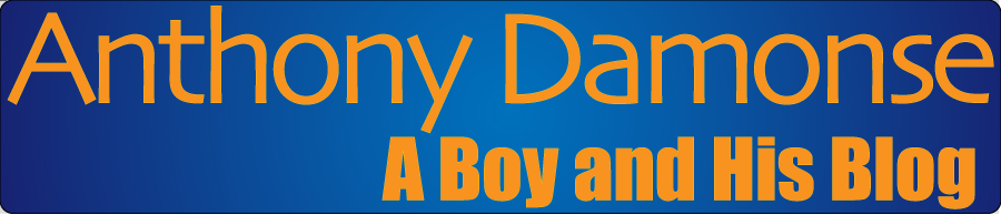 Anthony Damonse: A Boy and His Blog