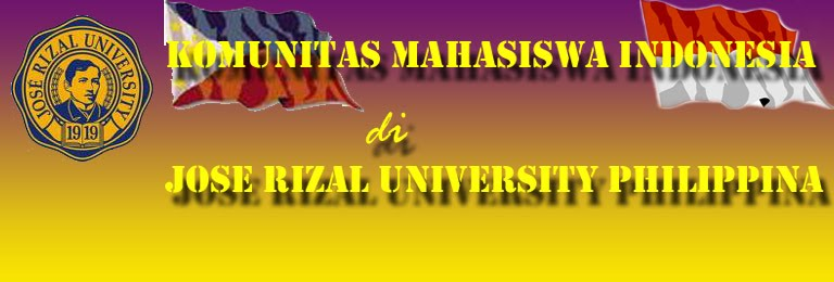 MAHASISWA JOSE RIZAL UNIVERSITY