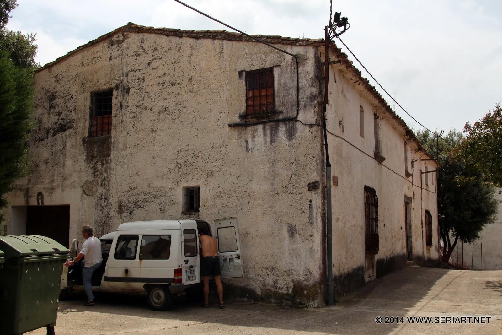 Paseo Fotogrfico - Sant Iscle de Vallalta - Esglsia de Sant Iscle