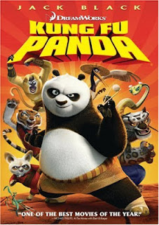 Kung Fu Panda tells the story of an adoptee trying to make an identity for himself.