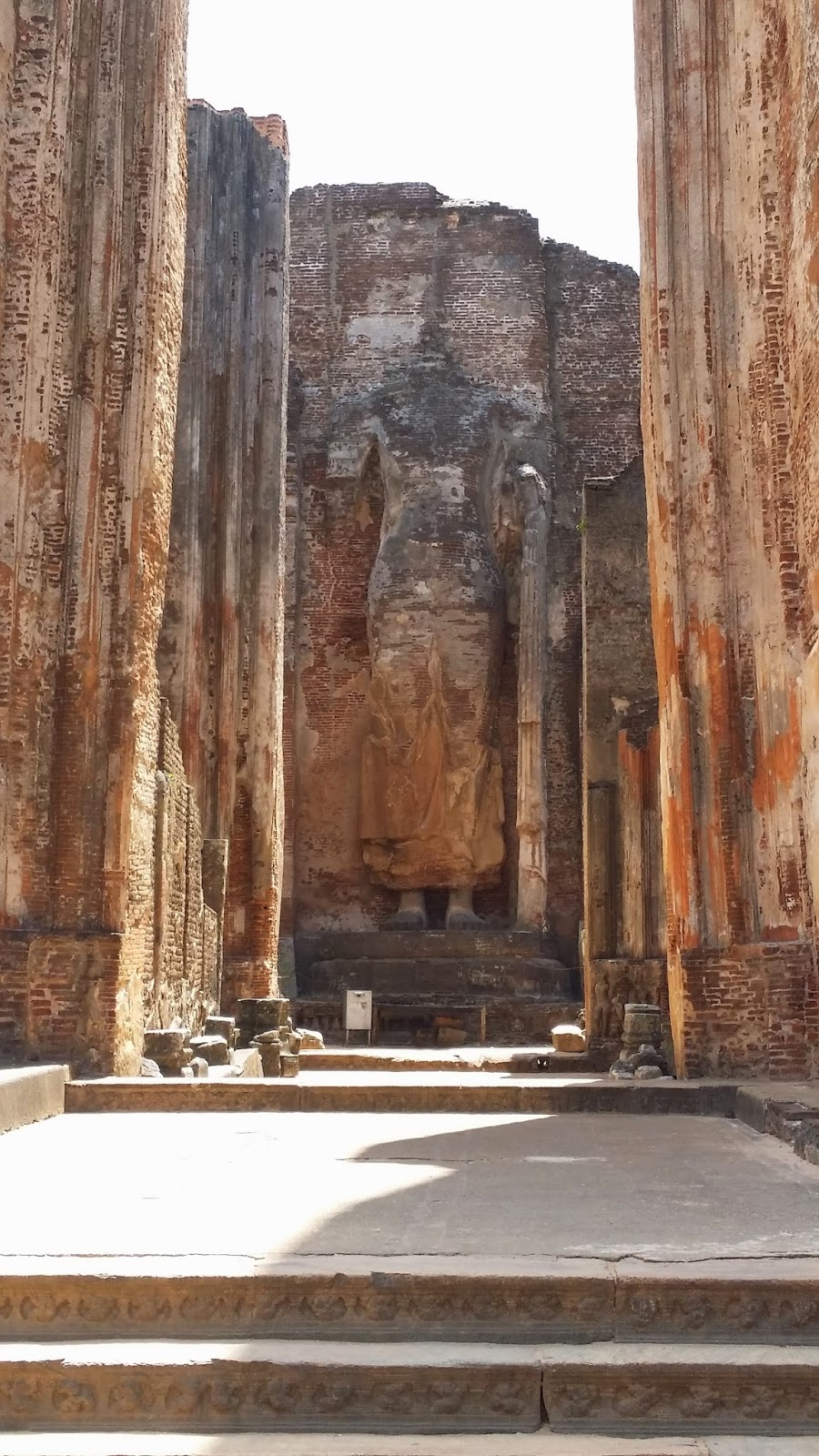 Ruinas de Polonnaruwa (Sri Lanka)