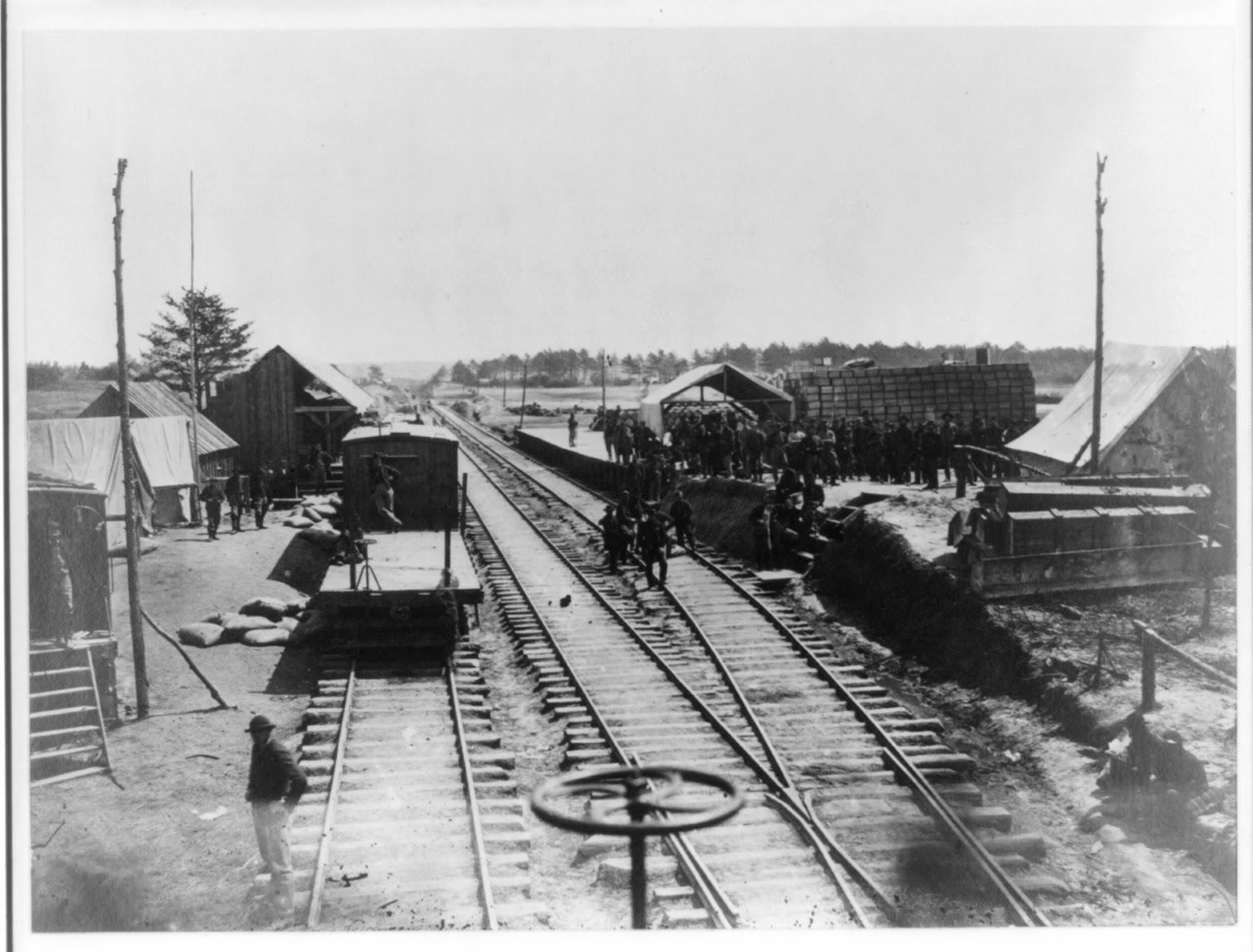 USMRR Aquia Line and other Model Railroad Adventures: Telegraph ...