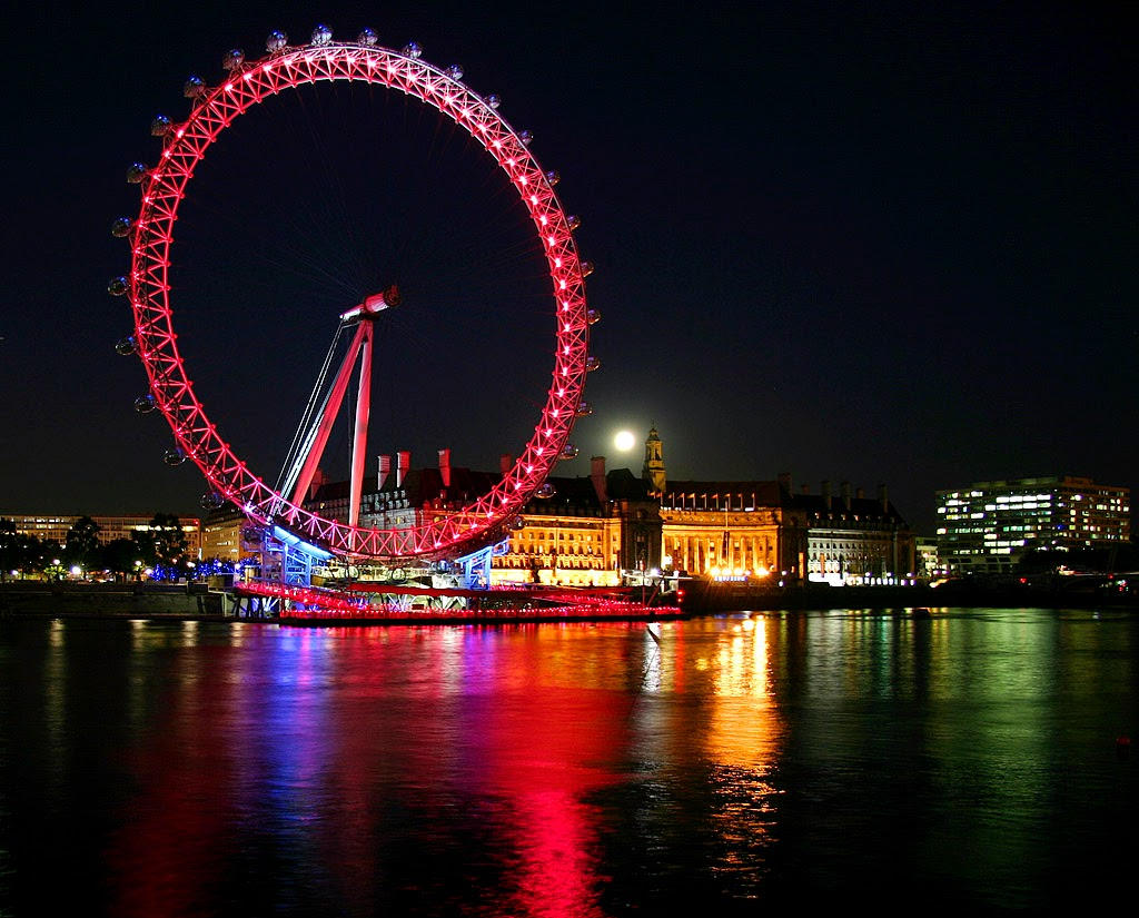 Londres olho