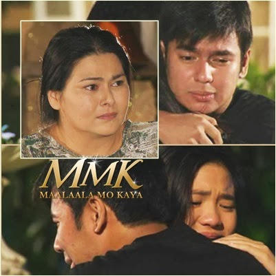 Aiko Melendez, Sharlene San Pedro and John Manalo in MMK (January 18)