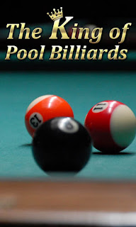 Screenshots of the The king of pool billiards for Android tablet, phone.