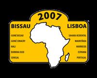 Bissau - Lisboa 2007