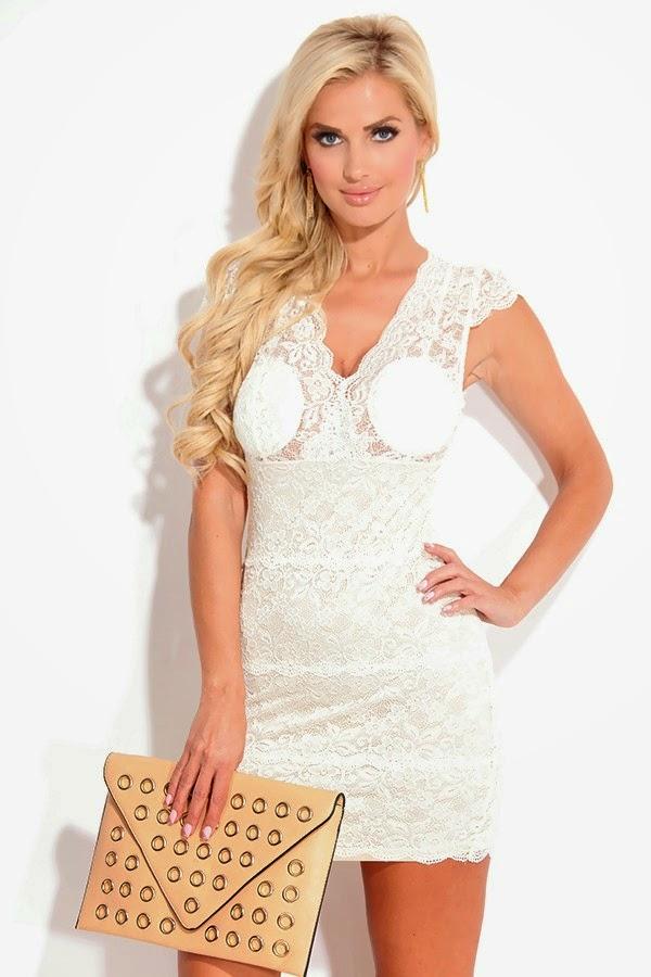 Cute Little White Dresses for Junior  Beautiful Dresses